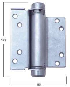 Single Action Hinge Sizing 4160-104-dim  HFH Single Action Hinges Single Action Hinge Sizing 4160 104 dim